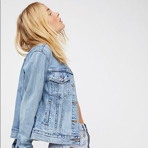 Levi's Ex-Trucker Denim Jacket S